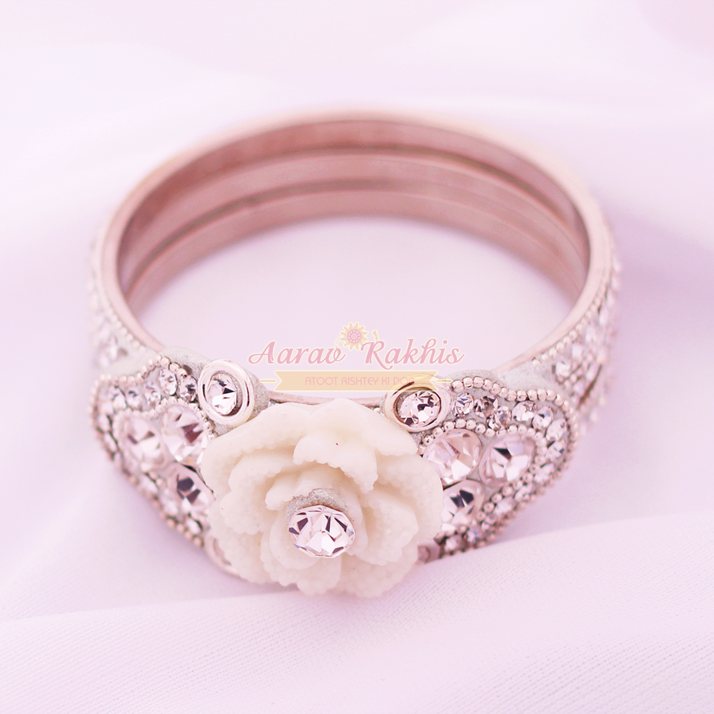 jewelry silver handmade bracelet sterling s ruby products designer ale bangle collections womens pave women