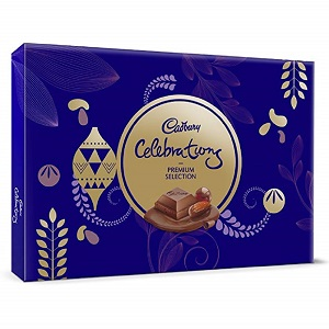 Cadbury Celebrations Rich Dry Fruit Collection