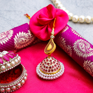Lumba Rakhi for Bhabhi