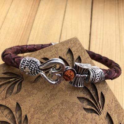 Divine Lord Shiva Rudraksh Rakhi Bracelet