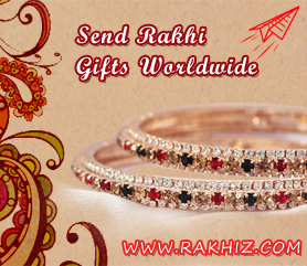 Send Rakhi Gifts